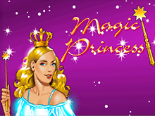 Magic Princess на зеркале клуба